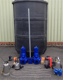 Pumping Stations